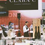 Clara C' presente a Prowein 2018 Clara C'